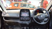 Renault Kwid 1.0L dashboard at Nepal Auto Show 2017