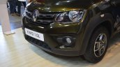 Renault Kwid 1.0L front fascia at Nepal Auto Show 2017