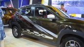 Renault Kwid 1.0L right side at Nepal Auto Show 2017