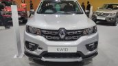 Renault Kwid RXT limited edition front at the GIIAS 2017