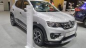 Renault Kwid RXT limited edition front three quarter at the GIIAS 2017