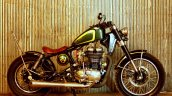 Royal Enfield Classic 350 Jajabor by Jedi Customs right side