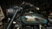 Royal Enfield Classic 350 Thakur by Eimor headlamp and tank