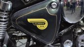 Royal Enfield Classic 500 Chrome utility box at the Nepal Auto Show 2017