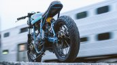 Royal Enfield Continental GT Grand Trunk Express by Federal Moto rear left quarter
