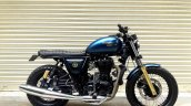 Royal Enfield Continental GT Scrambler 140 by Bulleteer customs right side