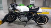 Royal Enfield Continental GT by Royal Falcon left side