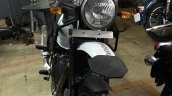 Royal Enfield Himalayan BS4 Spied front
