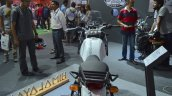 Royal Enfield Himalayan rear at Nepal Auto Show 2017