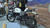 Royal Enfield Himalayan rear three quarters at Nepal Auto Show 2017