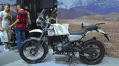 Royal Enfield Himalayan side at Nepal Auto Show 2017