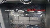 Skoda Octavia RS console