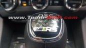 Skoda Octavia RS gearknob