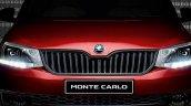 Skoda (Rapid) Monte Carlo front fascia