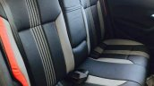 Skoda (Rapid) Monte Carlo rear seats live image