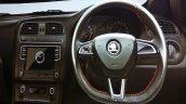 Skoda Rapid Monte Carlo steering