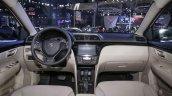 Suzuki Alvio Pro dashboard at 2017 Chengdu Auto Show