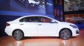 Suzuki Alvio Pro profile at 2017 Chengdu Auto Show