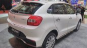 Suzuki Baleno rear three quarters at GIIAS 2017