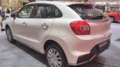 Suzuki Baleno rear three quarters left at GIIAS 2017