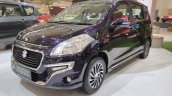Suzuki Ertiga Dreza front three quarter at GIIAS 2017