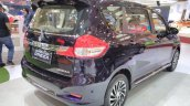Suzuki Ertiga Dreza rear three quarters left at GIIAS 2017