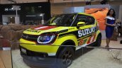 Suzuki Ignis Motocrosser Style at GIIAS 2017 left front three quarters