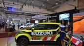 Suzuki Ignis Motocrosser Style at GIIAS 2017 left side view