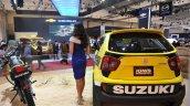 Suzuki Ignis Motocrosser Style at GIIAS 2017 rear view
