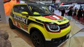 Suzuki Ignis Motocrosser Style at GIIAS 2017 right front three quarters