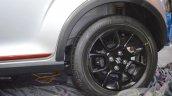 Suzuki Ignis accessories alloy wheel at Nepal Auto Show 2017