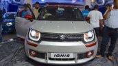 Suzuki Ignis accessories at Nepal Auto Show 2017