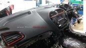 Tata Tiago Wizz interior spy shot