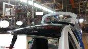 Tata Tiago Wizz roof spy shot