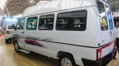 Tata Winger 15 seater rear three quarters
