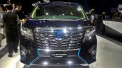 Toyota Alphard Hybrid at GIIAS 2017 front view