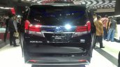 Toyota Alphard Hybrid at GIIAS 2017 rear