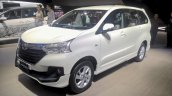 Toyota Avanza Limited Edition front three quarter 2017 GIIAS Live