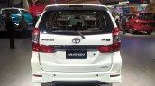 Toyota Avanza Limited Edition rear 2017 GIIAS Live