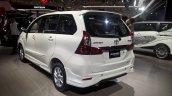 Toyota Avanza Limited Edition rear quarter 2017 GIIAS Live