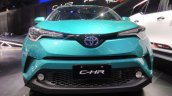 Toyota C-HR Hybrid front at the 2017 GIIAS Live