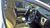 Toyota Corolla Altis special edition at GIIAS 2017 front seats