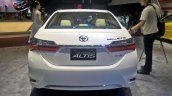 Toyota Corolla Altis special edition at GIIAS 2017 rear view