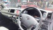 Toyota Hiace Luxury at GIIAS 2017 dashboard