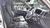 Toyota Hiace Luxury at GIIAS 2017 front seats