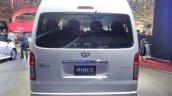 Toyota Hiace Luxury at GIIAS 2017 rear view