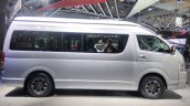 Toyota Hiace Luxury at GIIAS 2017 right side view