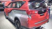 Toyota Innova Venturer with body graphics at GIIAS 2017 left rear three quarters