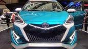 Toyota Sienta Ezzy GIIAS 2017 Live Images (5)