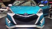 Toyota Sienta Ezzy GIIAS 2017 Live Images (6)